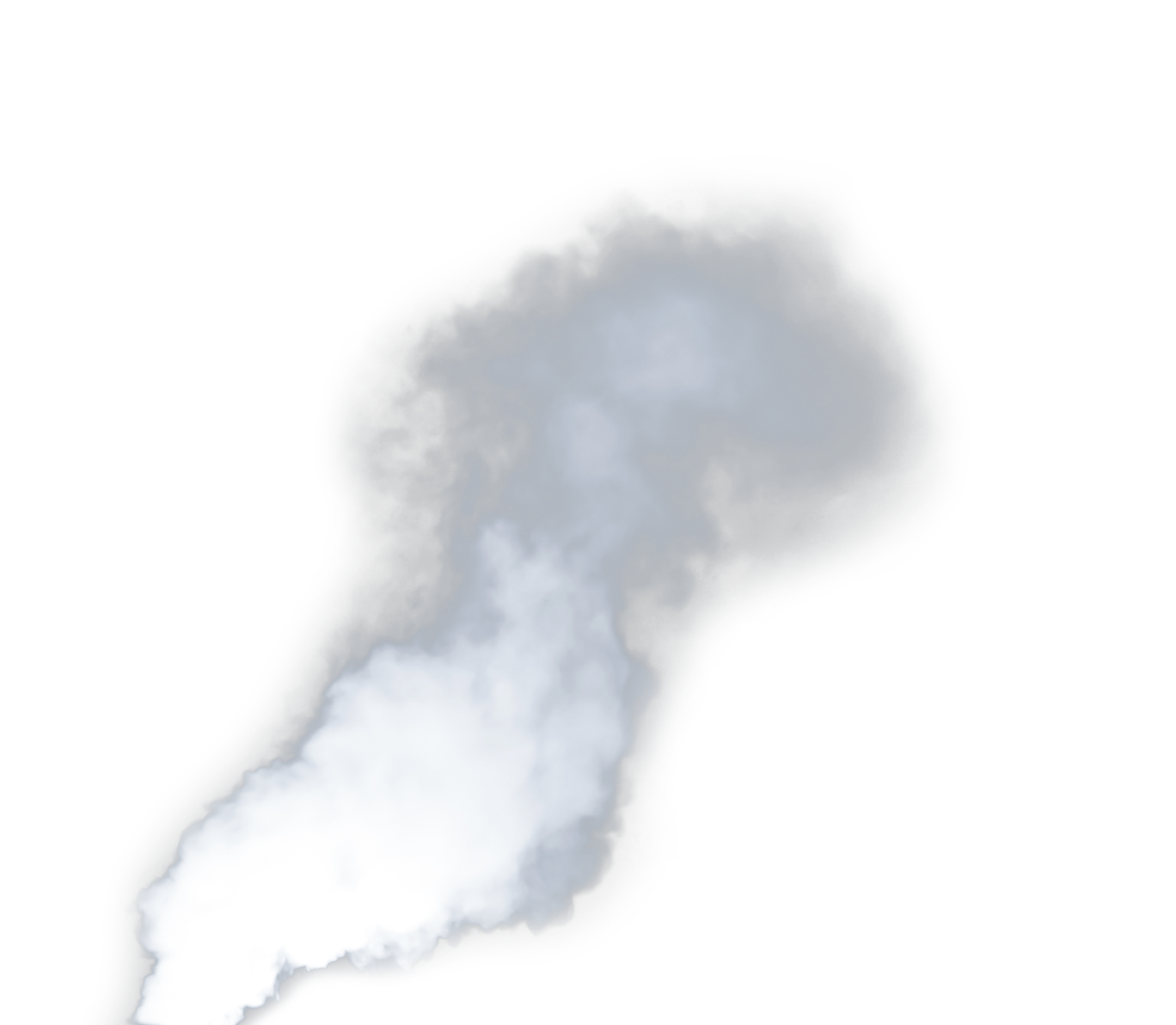 Black humo png. White angle pattern smoke