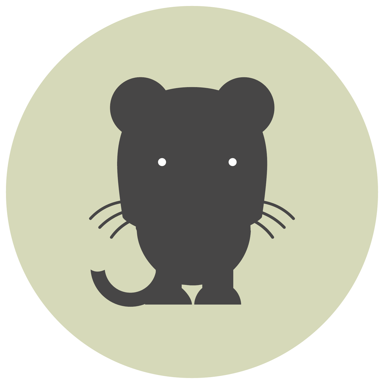 Jaguar transparent vector. Black icon free download