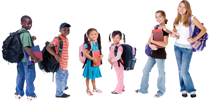 School kid png. Kids transparent pictures free