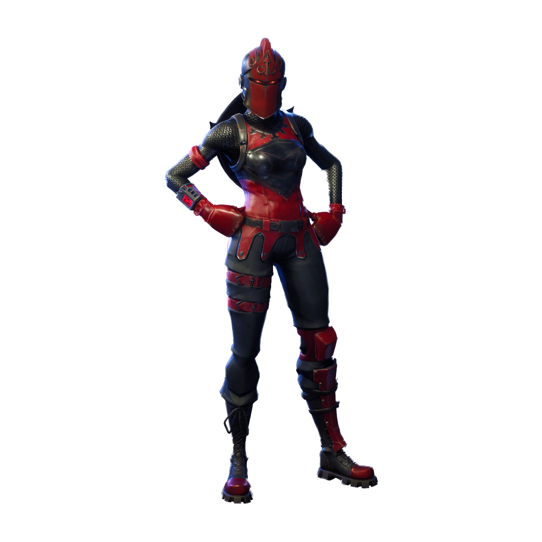 Black knight fortnite png. Red image purepng free