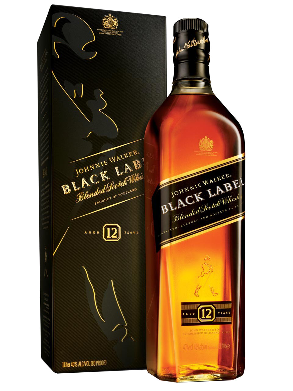 Black label png. Heinemann duty free travel
