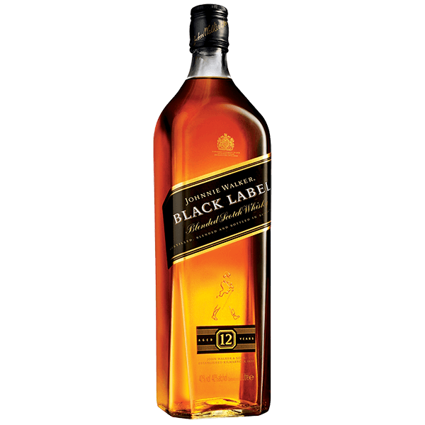 Black label png. Whisky johnnie walker anos