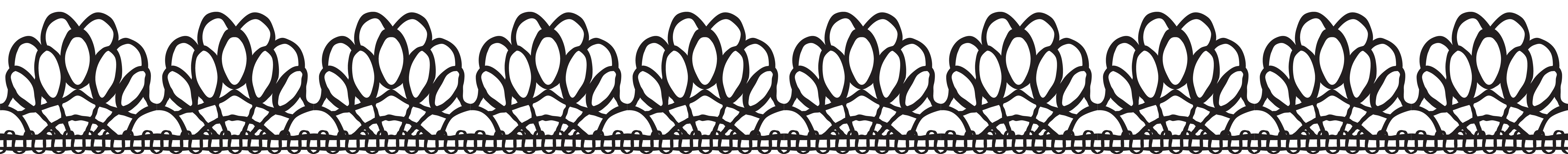Lace border png. Clip art image gallery