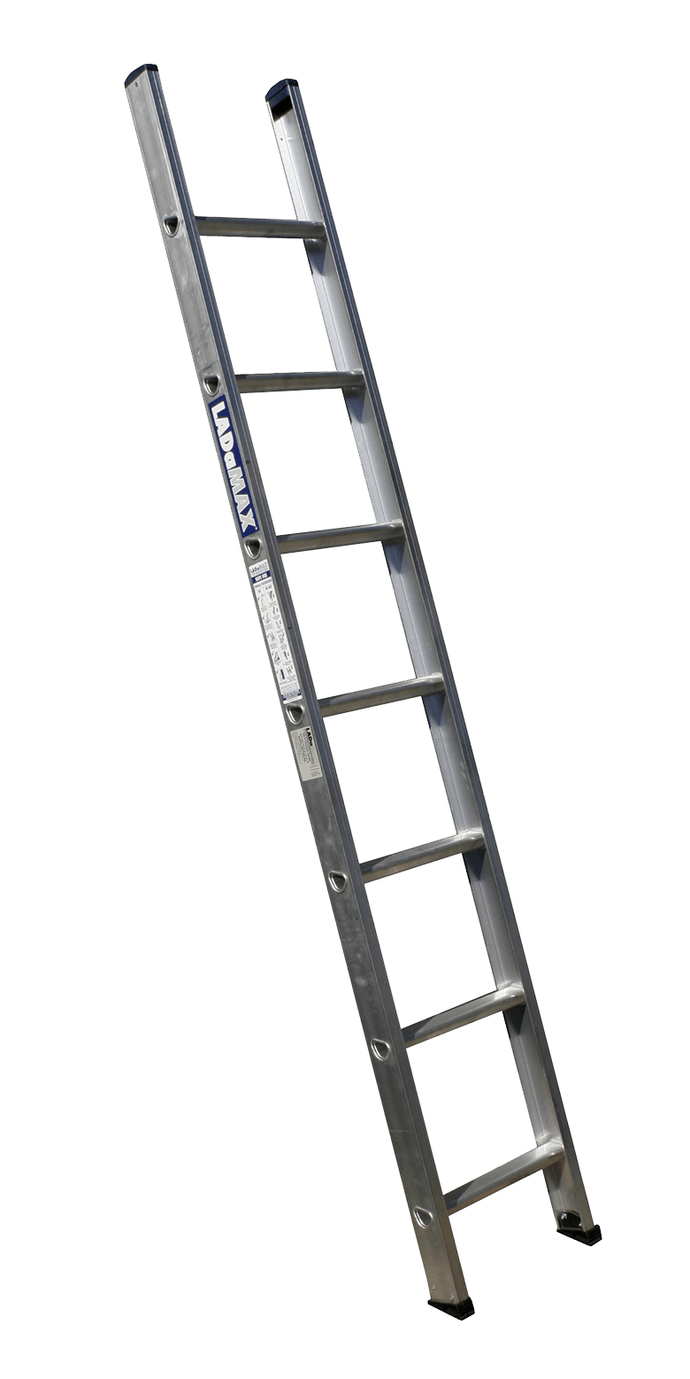 Ladder png. Single aluminium transparent stickpng