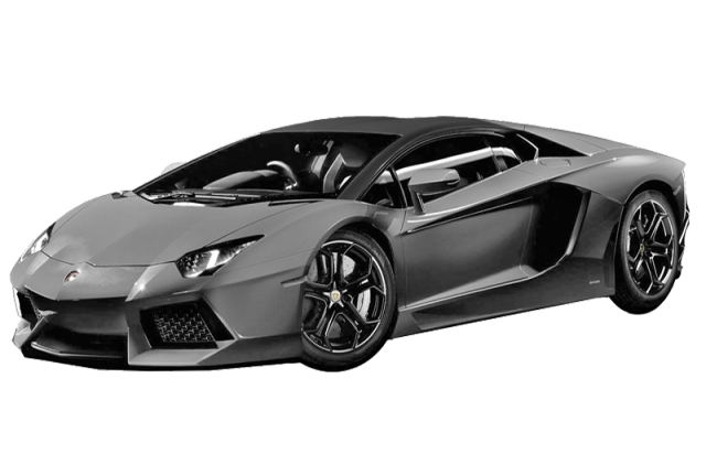 Lambo transparent file