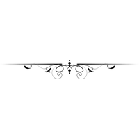 Line png. Decorative black transparent image