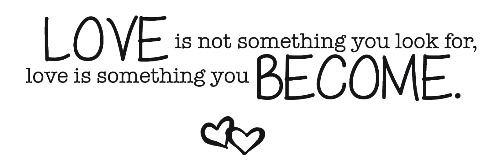 love words png