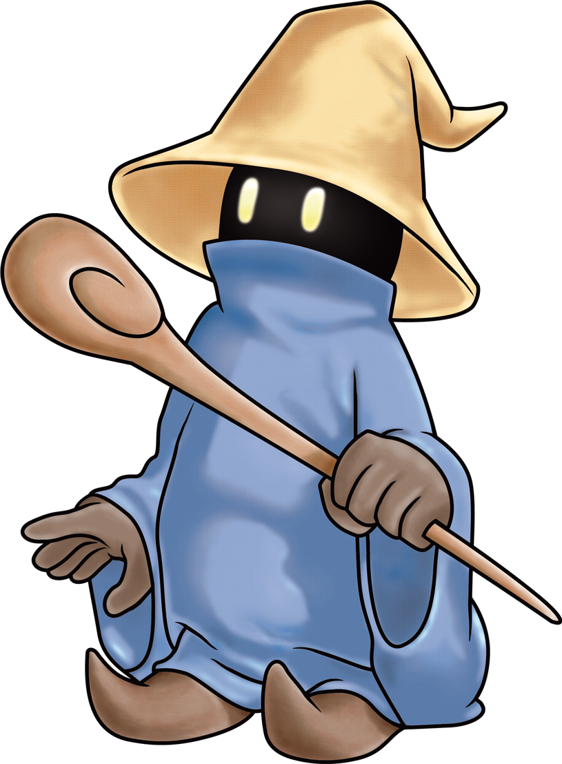 black mage png