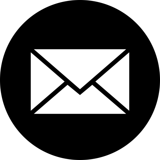 Mail icon white png. Icons for free post