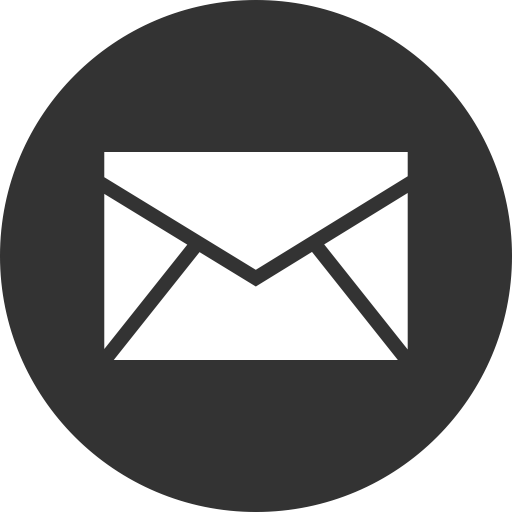 mail icon png white