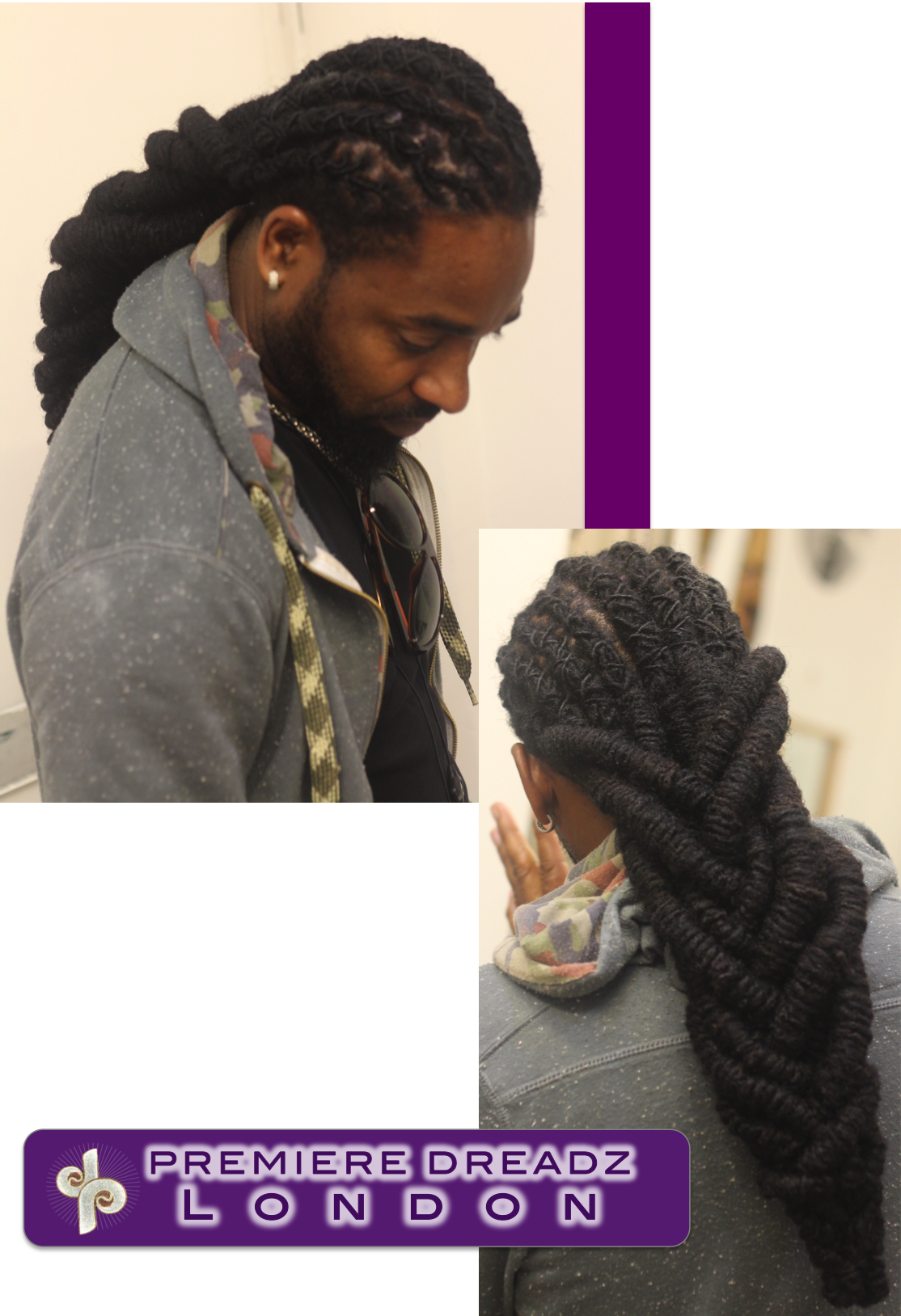 Loc styles for men. Black man dreads png image transparent library