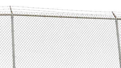 Chain fence png. Download free transparent image