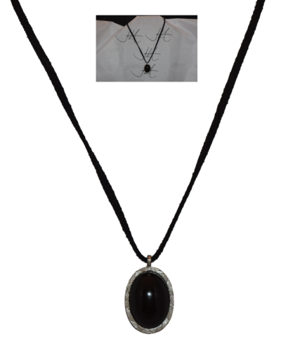 Black necklace png. Stone stock updated by