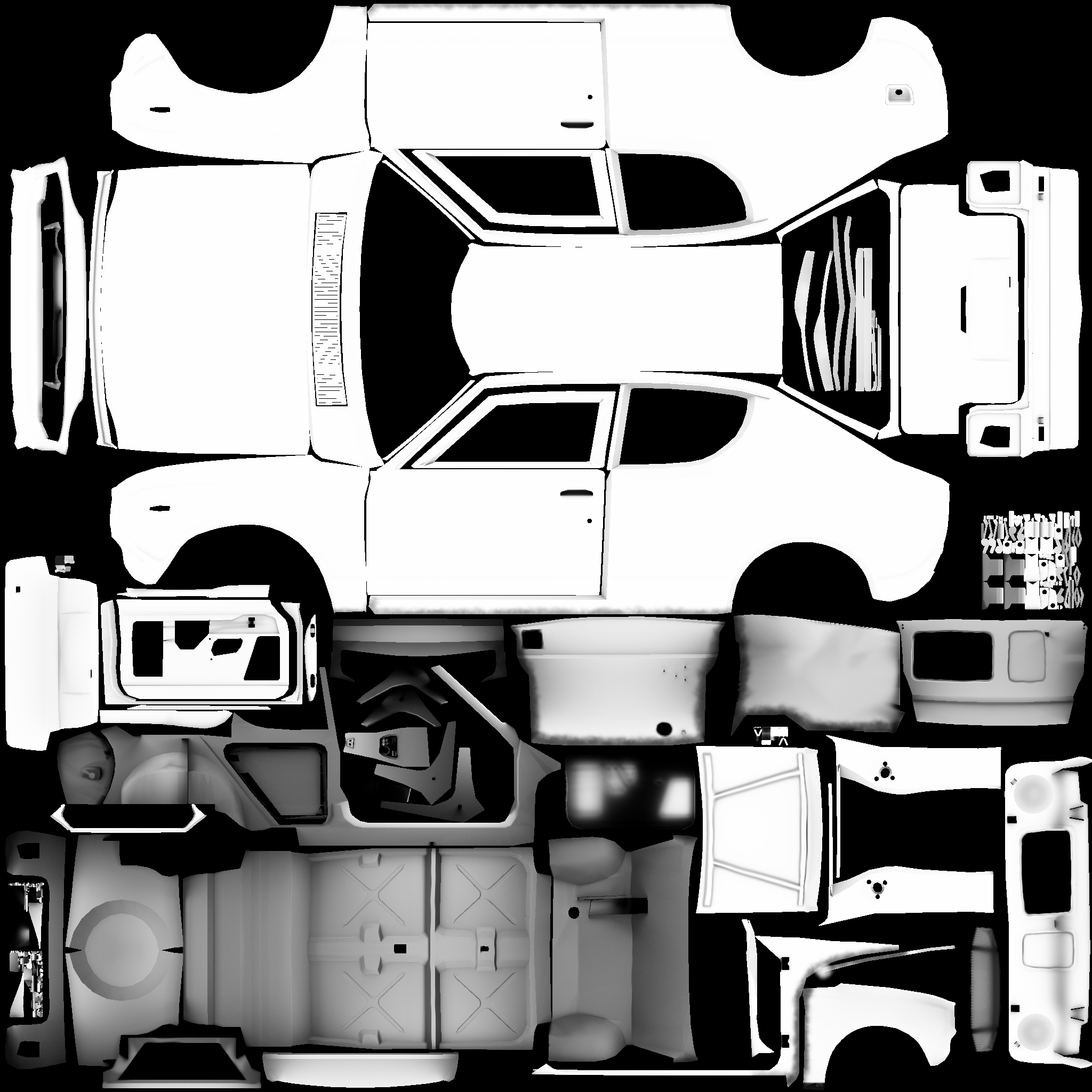 Black net overlay png. Image my summer car