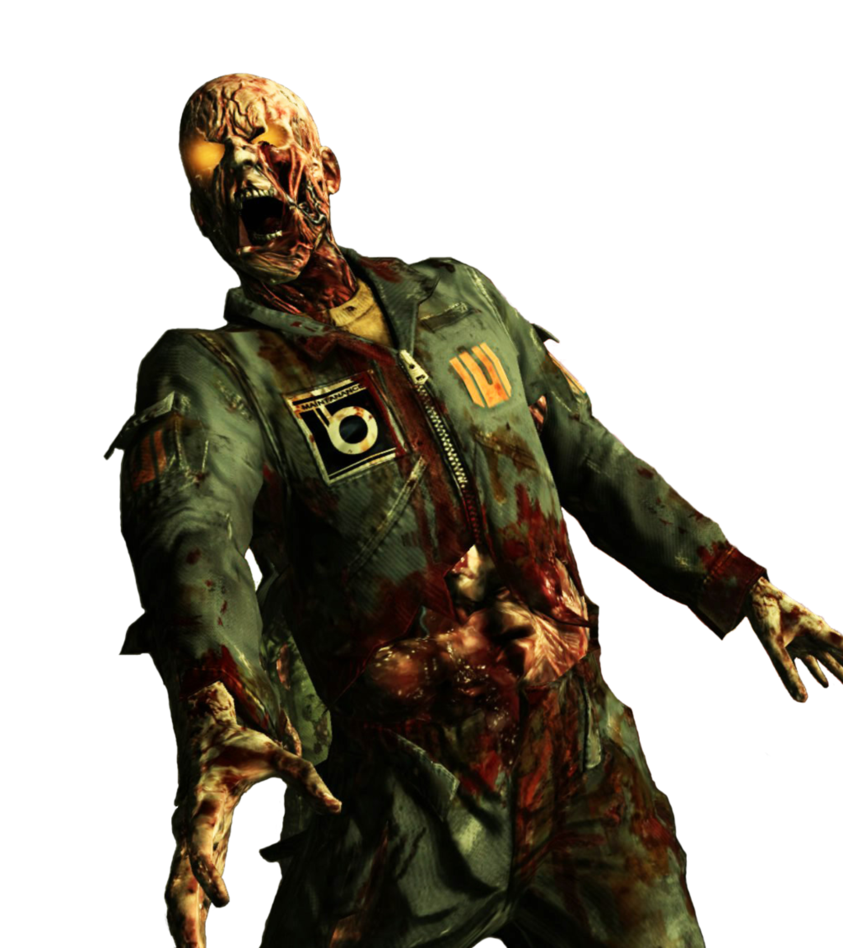 Black ops 1 zombies png. Call of duty zombie