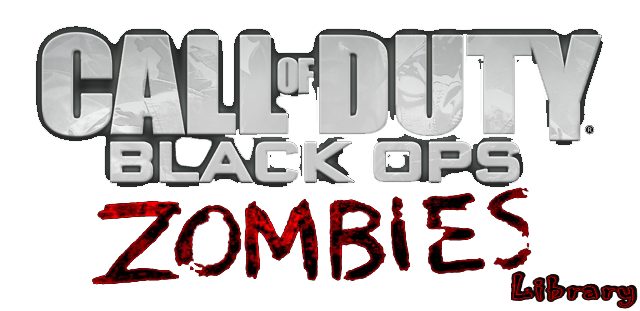 Black ops 2 zombies logo png. Library asylum call of