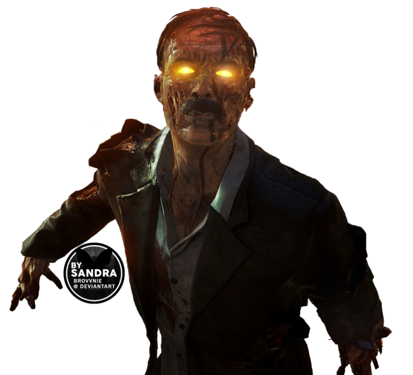 bo3 zombie png