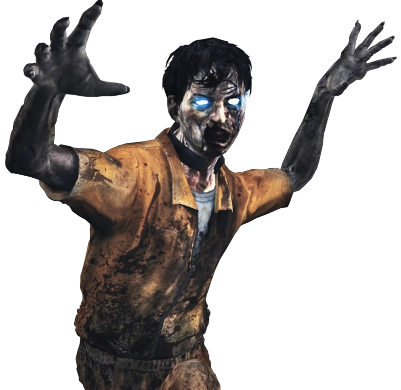 cod zombie png
