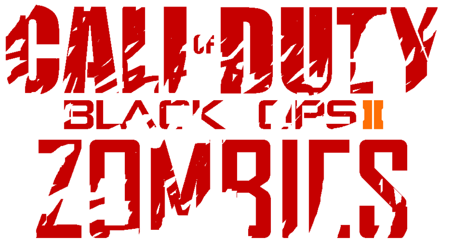Zombies logo png