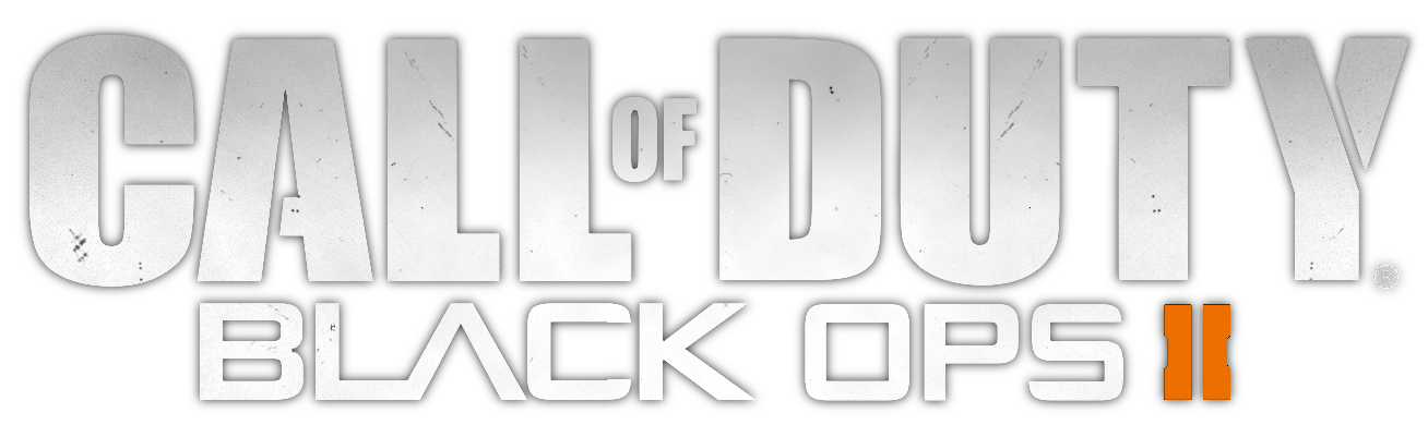 call of duty black ops 2 logo png