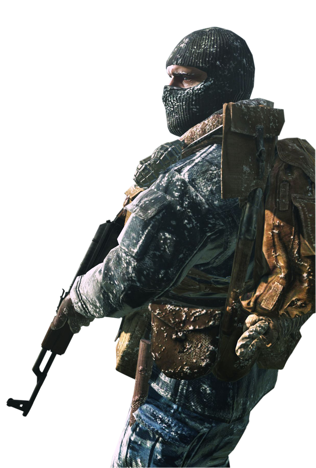 Black ops soldier png. Call of duty ii