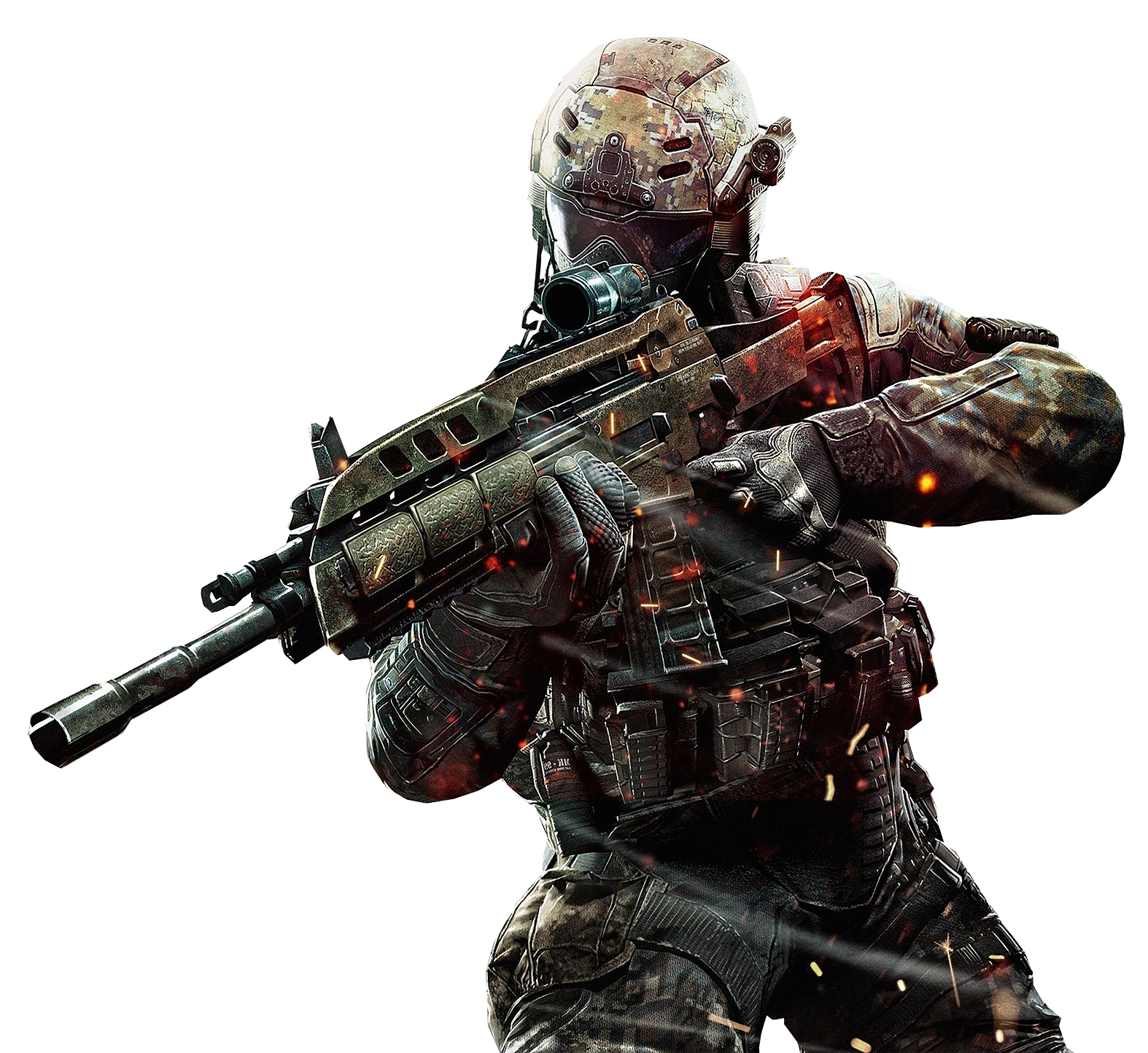 Black ops 2 soldier png. Image purepng free transparent