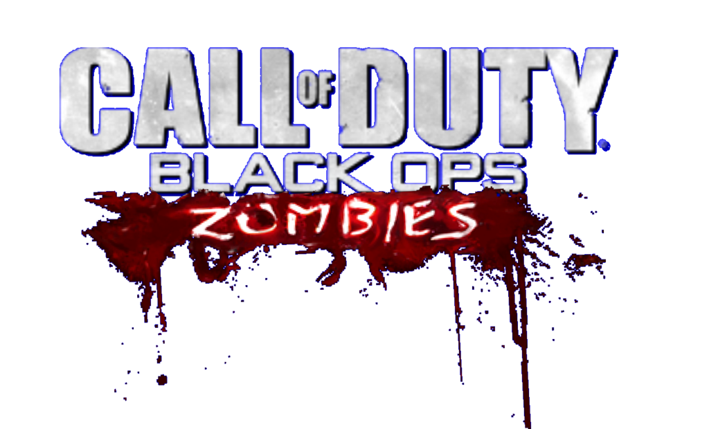 Black ops 2 zombies logo png. Call of duty by