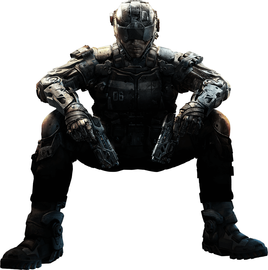 Character transparent png stickpng. Black ops 3 .png image royalty free
