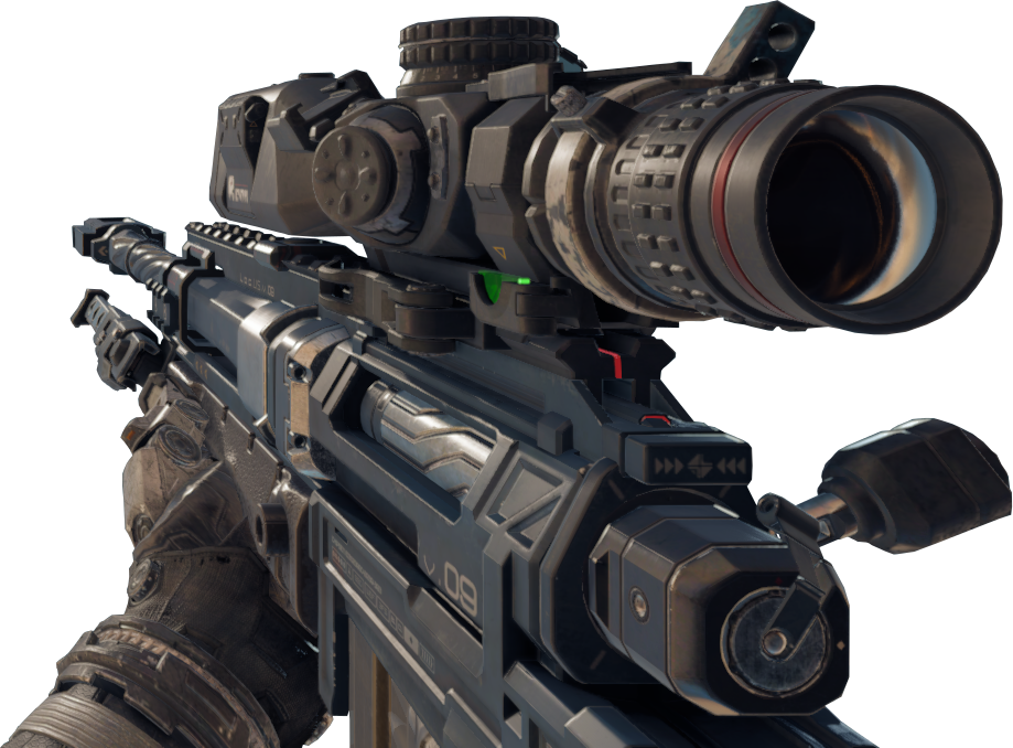 Transparent rifle cod sniper