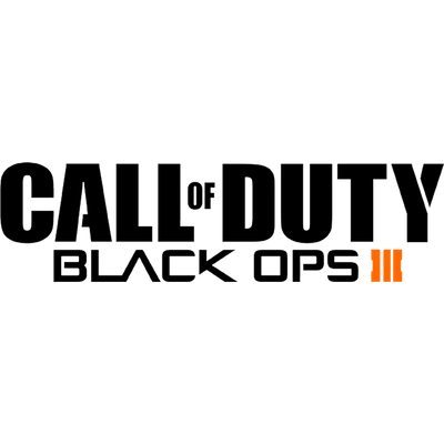Black ops 3 logo png. Transparent stickpng