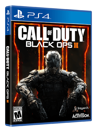 Ps4 games png. Image bo packaging ps