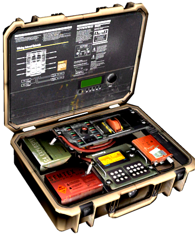 Black ops 3 search and destroy png. Image briefcase bomb model