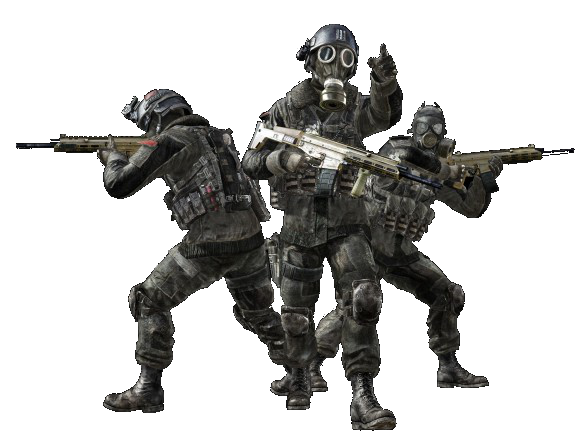 Cod 4 character png. Image mw spetsnaz commandos