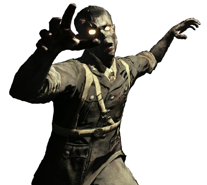 Call of duty black ops 3 zombies prestige 2 png. Zombie render by jorge