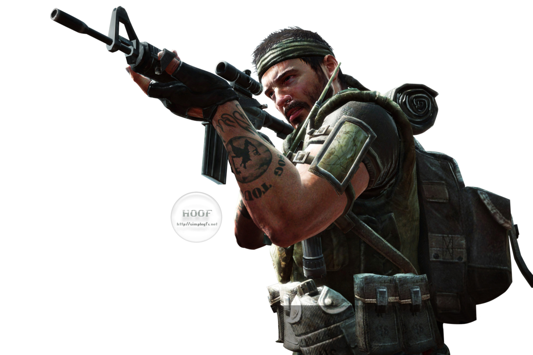Black ops soldier png. Call of duty by