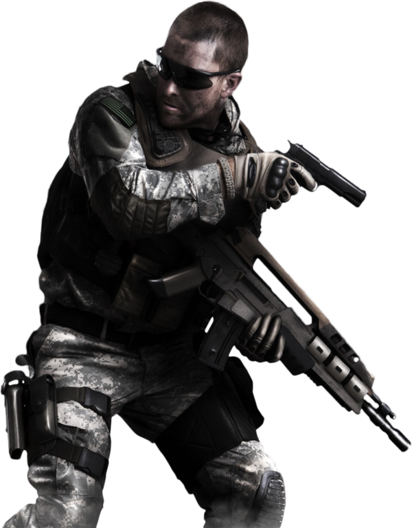 Black ops soldier png. Call of duty ghosts