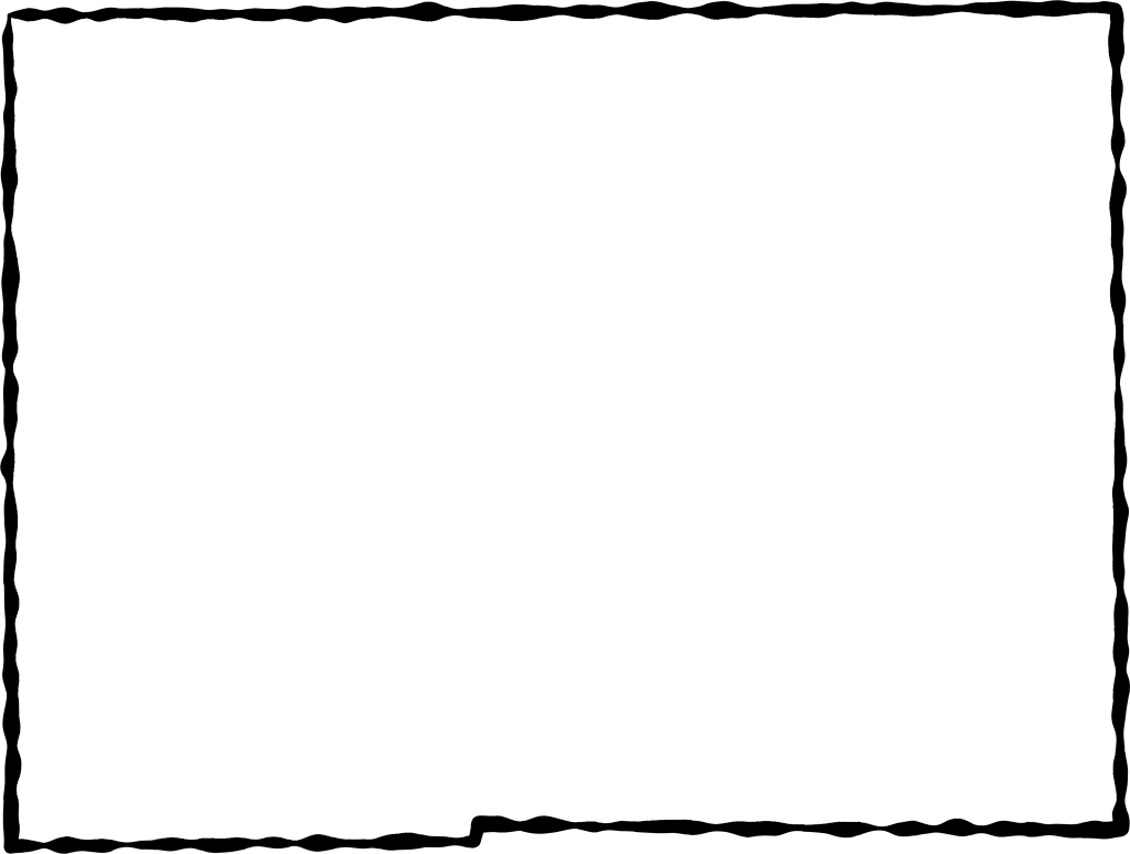 Frame outline png