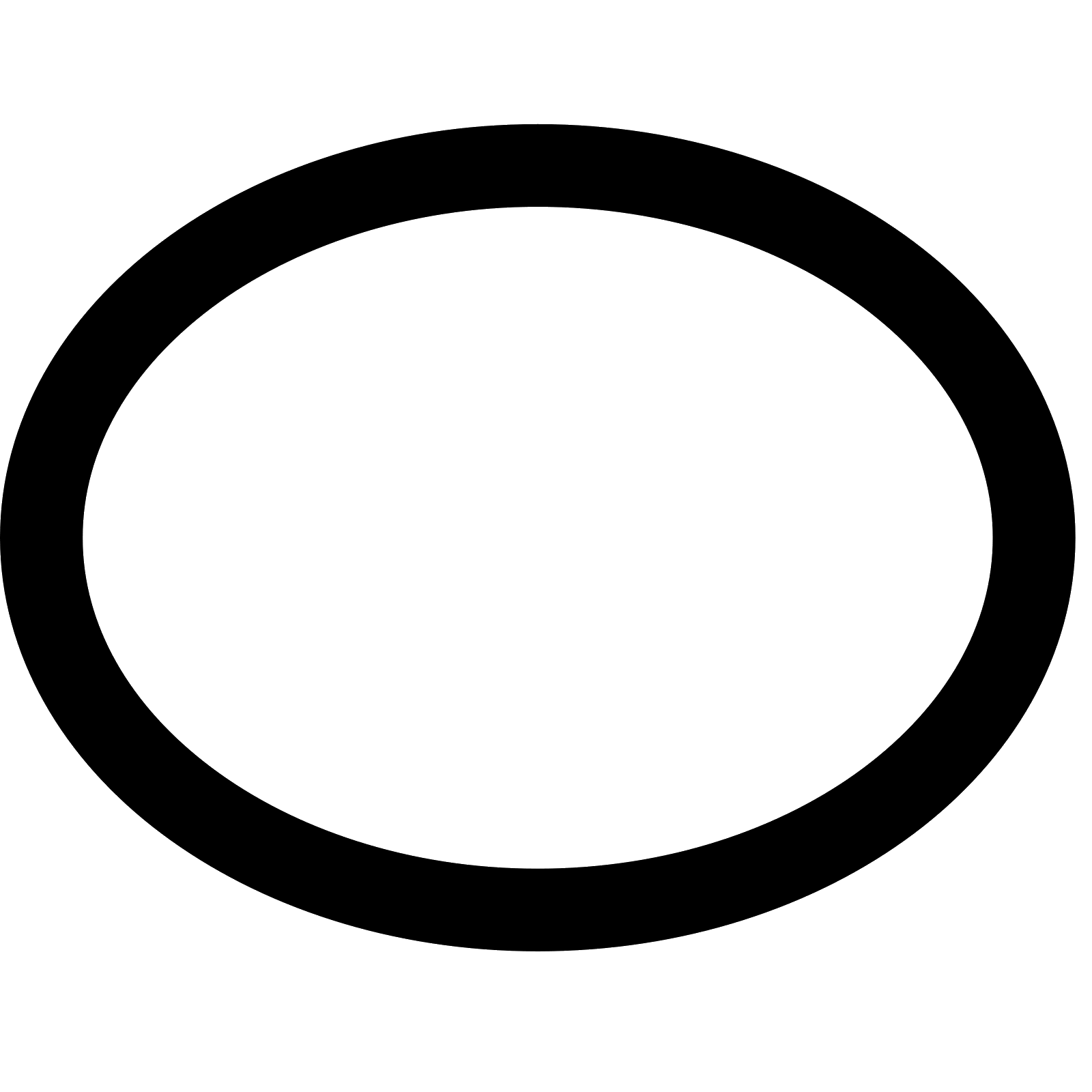 Swoop vector oval. Computer icons circle clockwise