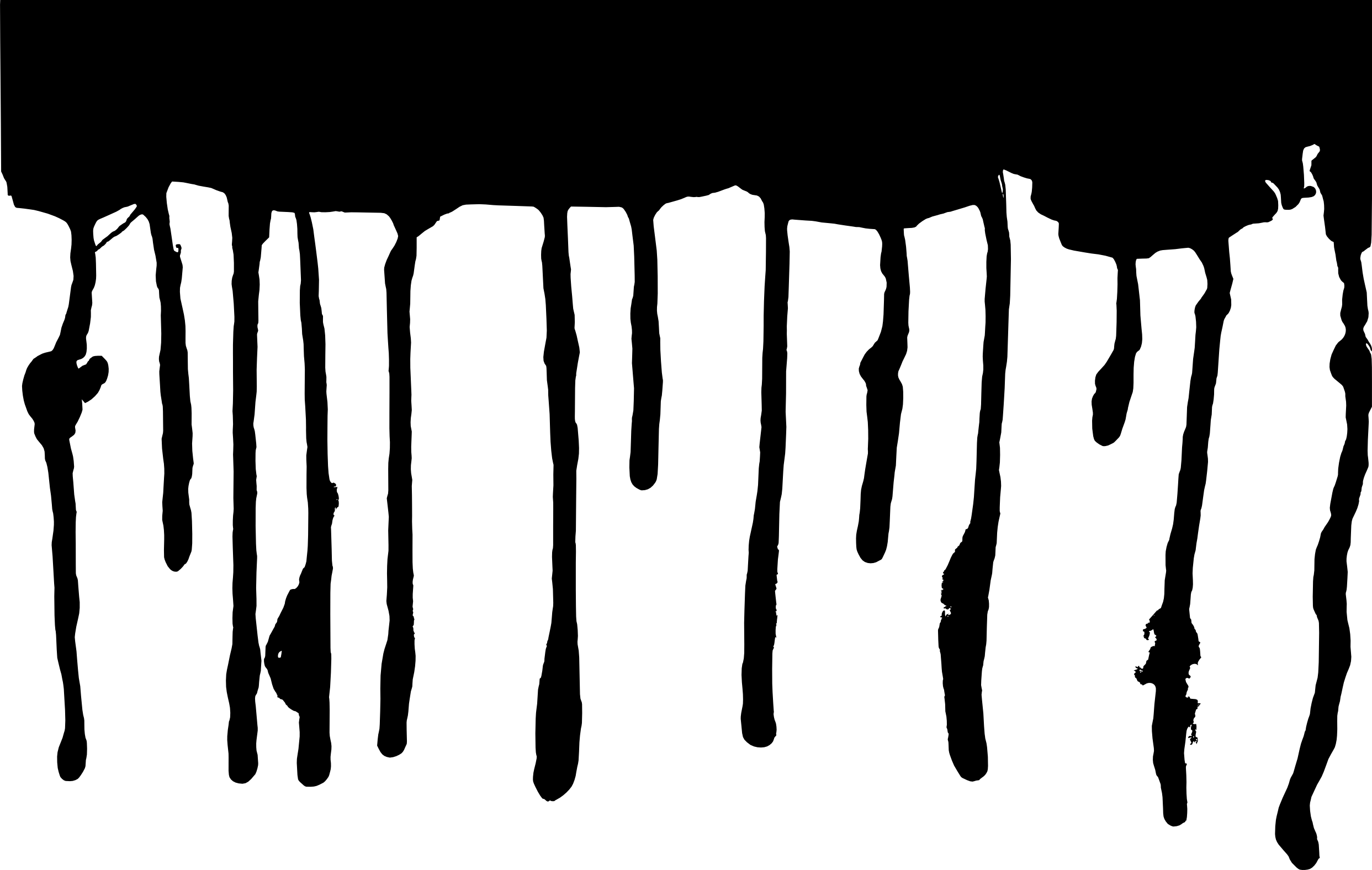 Paint dripping png. Drip top transparent