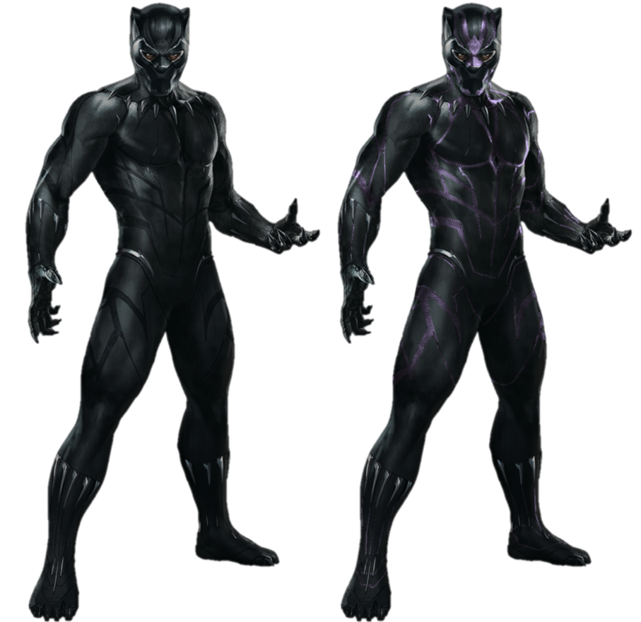 Black panther 2018 png. Avengers infinity war by
