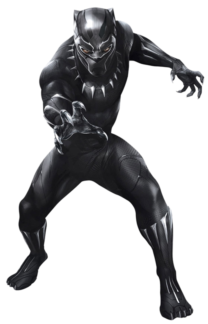 Panther png. Black by captain kingsman