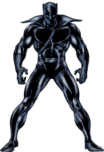Black panther marvel photoshop. Killmonger drawing reader graphic freeuse library