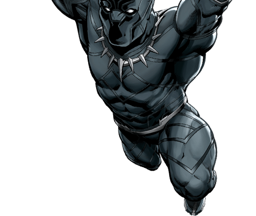 Revolution Drawing Black Panther Transparent Png Clipart Free
