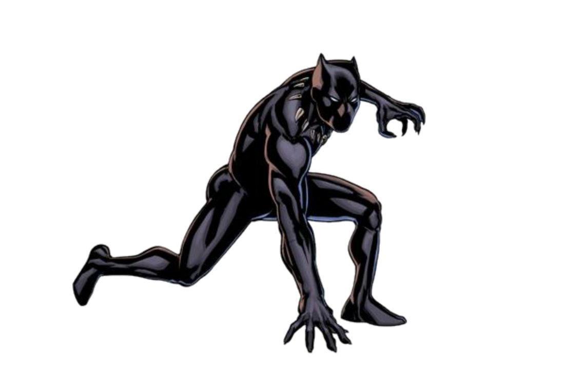 Black anad by asthonx. Panther transparent jpg black and white library