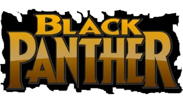 Black panther logo png. Transparent mart