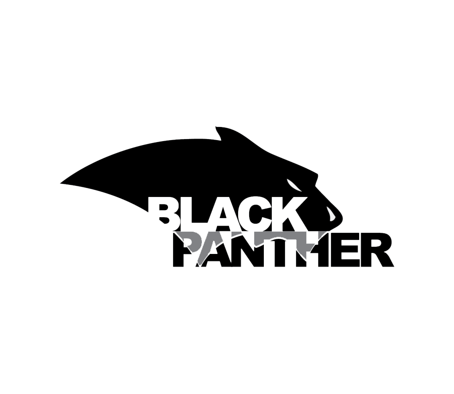 Panthers logo png. Black panther image mart