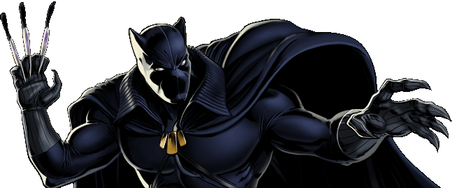 Revolution drawing black panther. Image dialogue png marvel