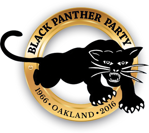 Black panther party png. Th anniversary celebration