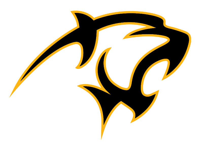 Black panther symbol png. Athletic logos brand identity