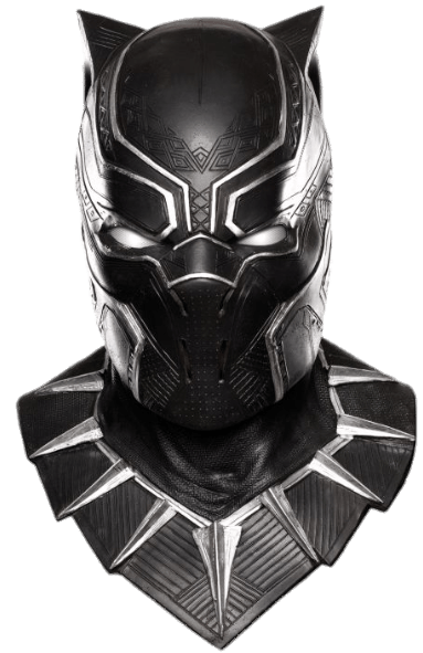 black panther helmet png